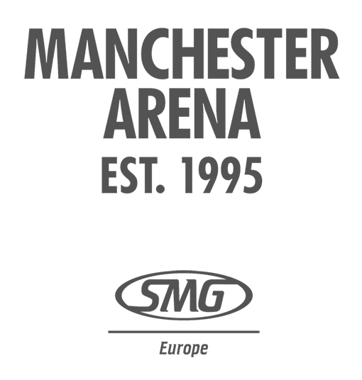 Manchester Arean Logo | LED lighting project