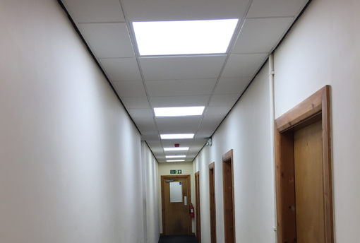 Stanwell LED Lighting Project